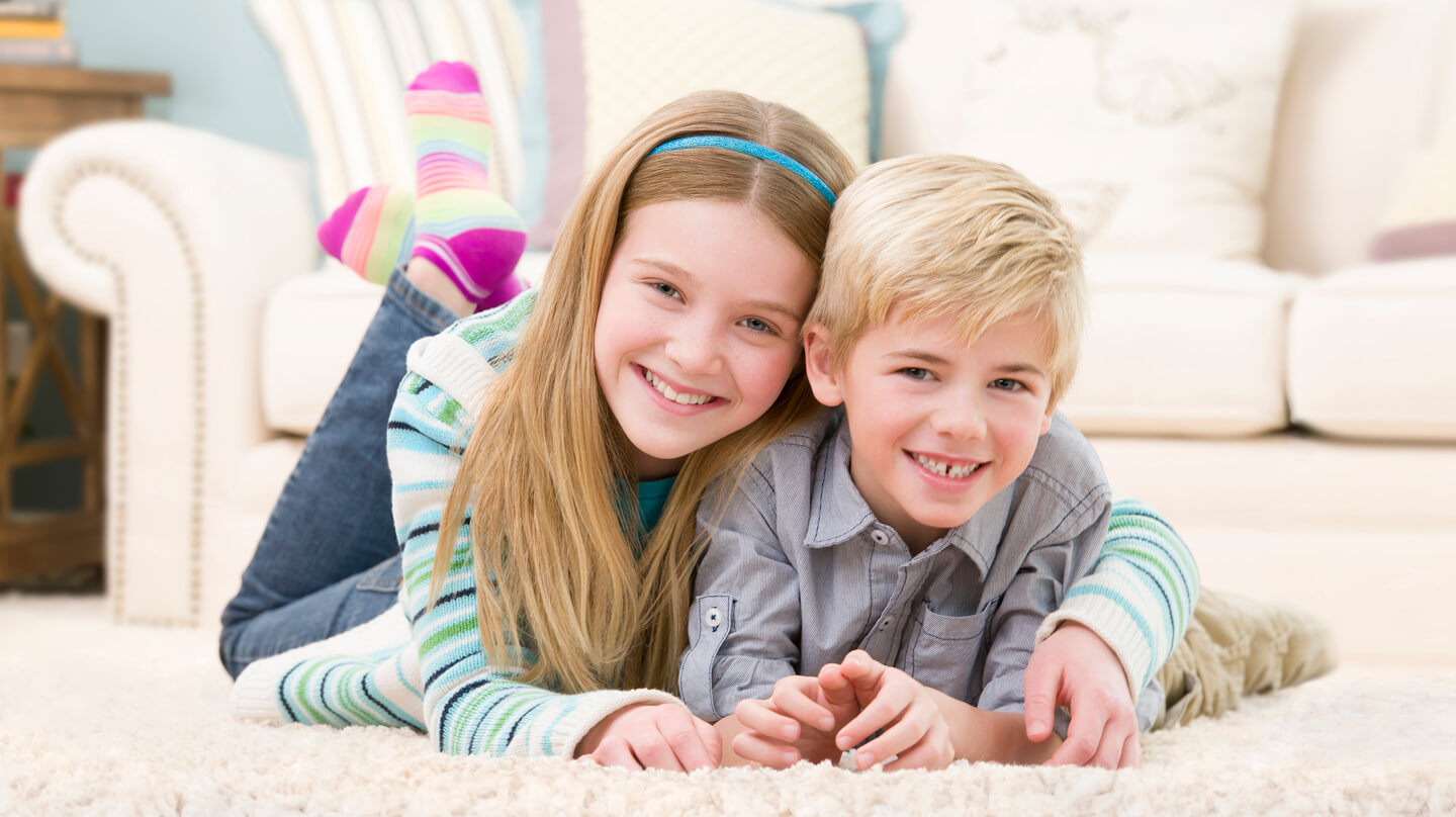 kids excited about chores carpet cleaning greensboro NC