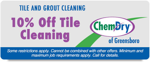 tile cleaning coupon