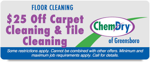 $25 off carpet and tile cleaning greensboro NC