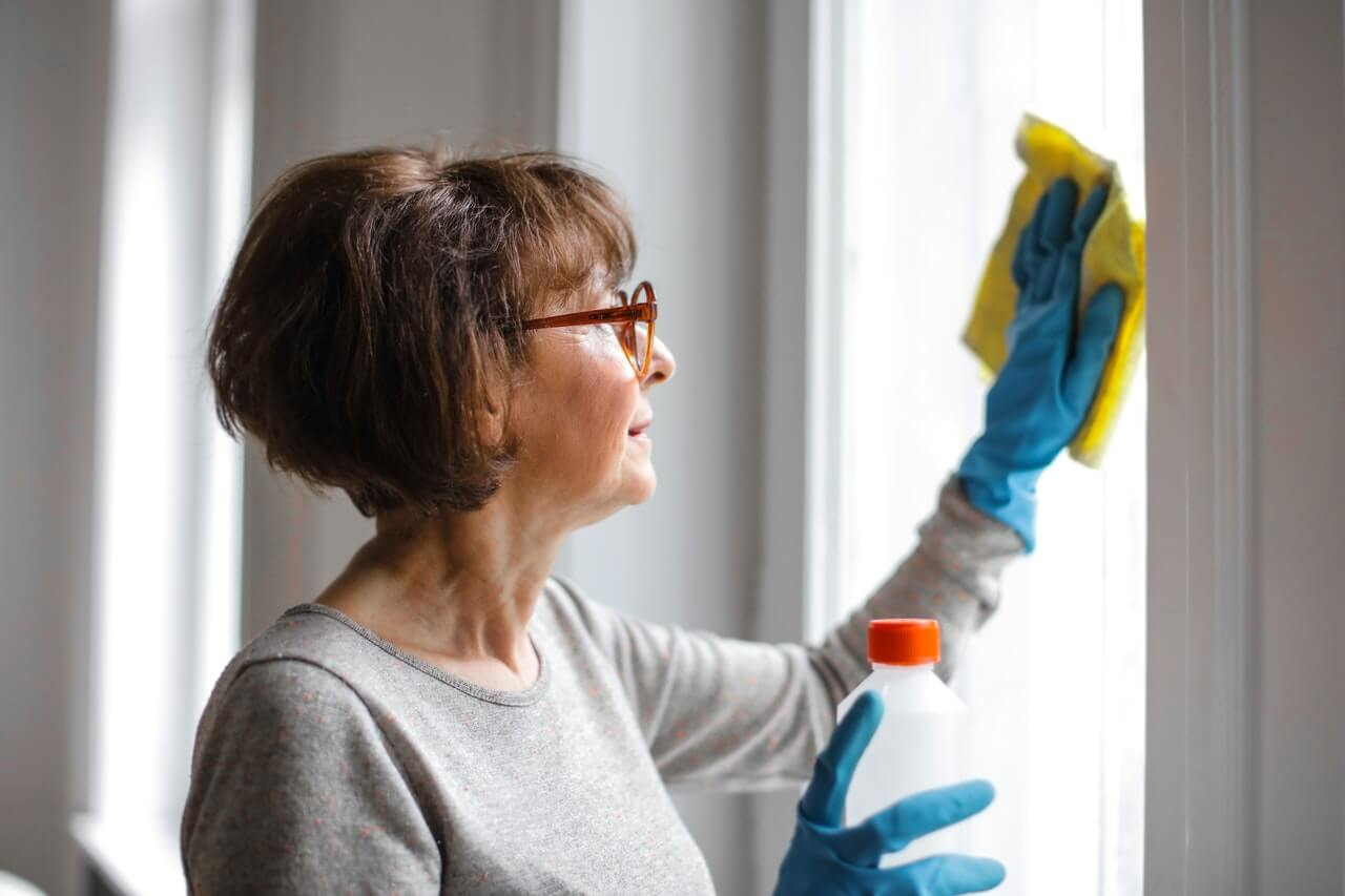 disinfect your home for covid-19